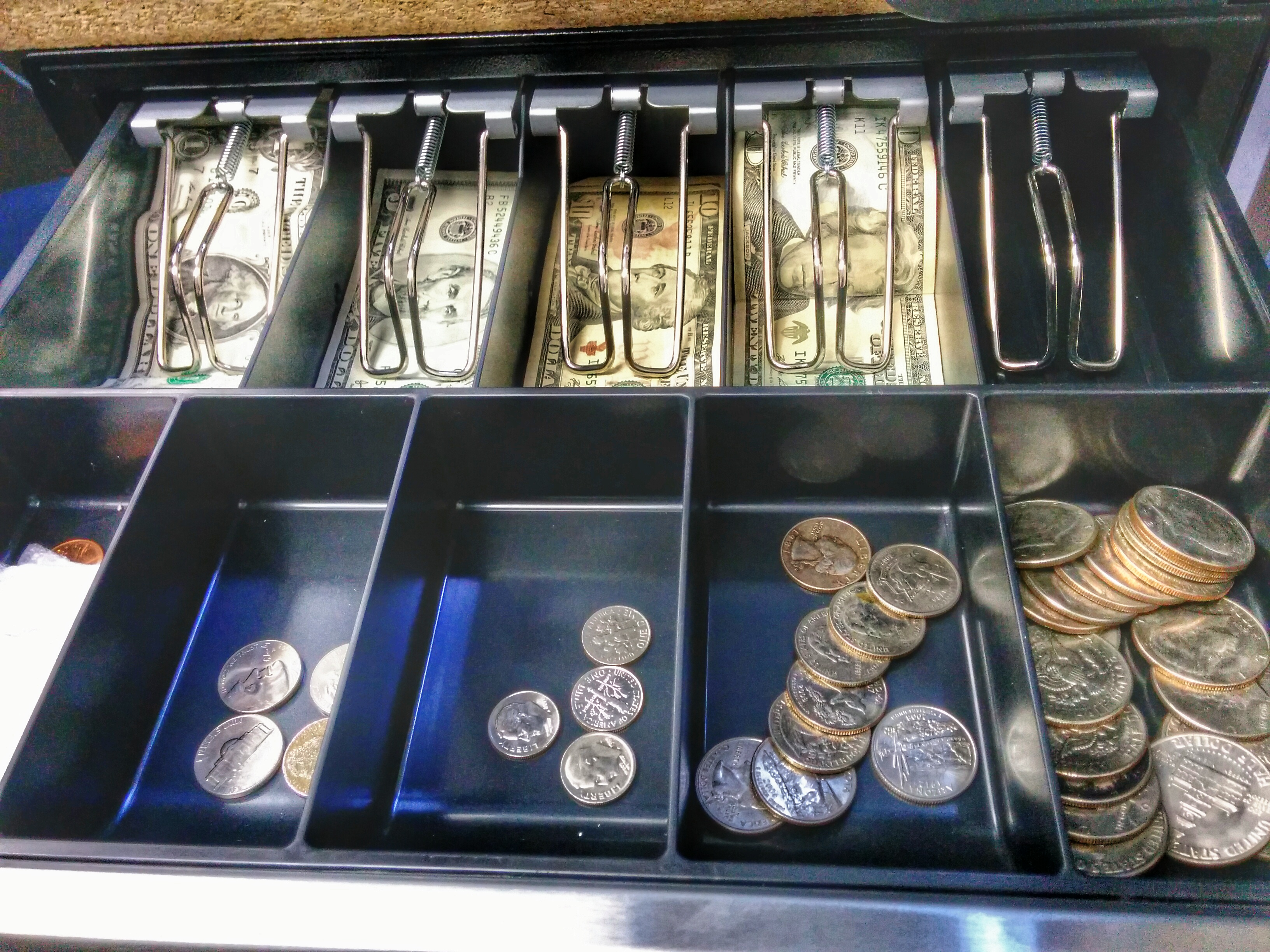Step 2 Where To Get Rolls Of Coins To Search Through The Hunt